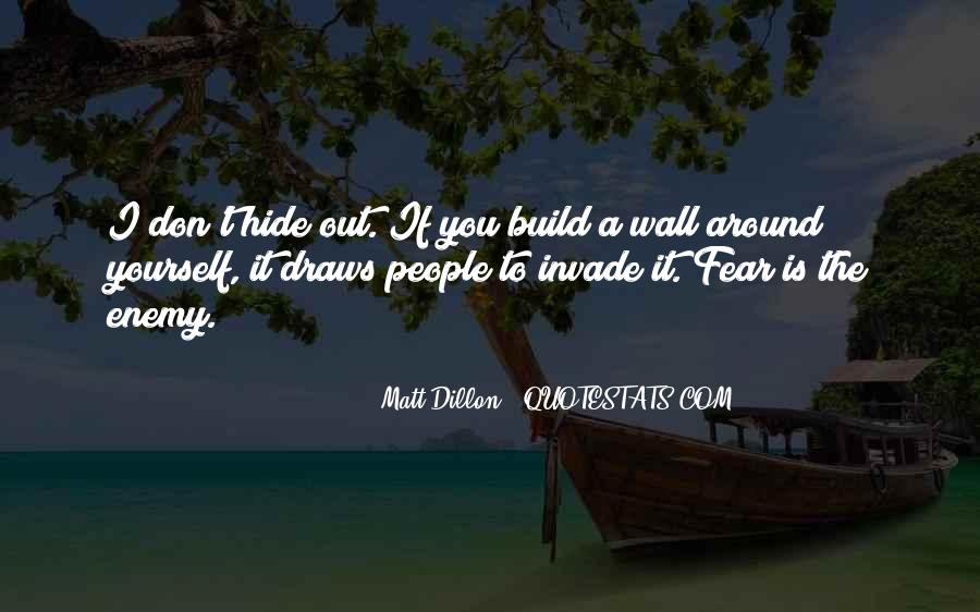 Build Yourself Quotes #539519