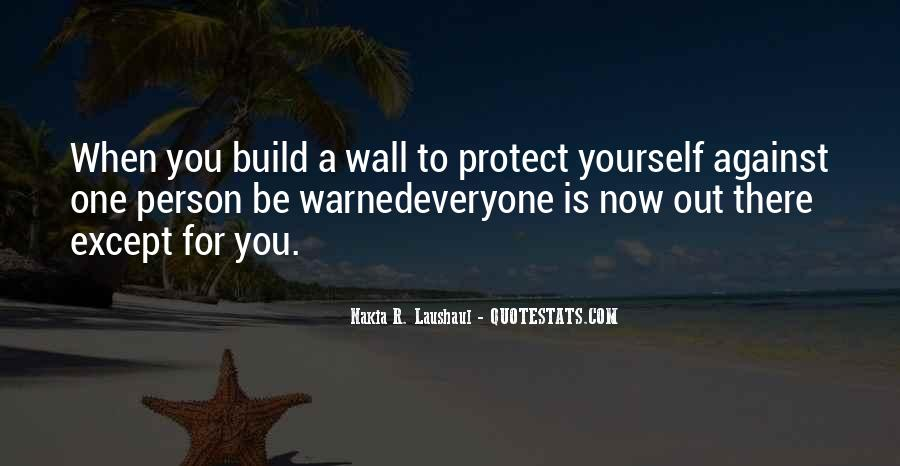 Build Yourself Quotes #655793