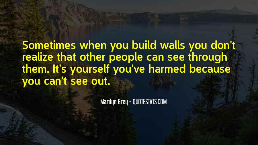 Build Yourself Quotes #712442