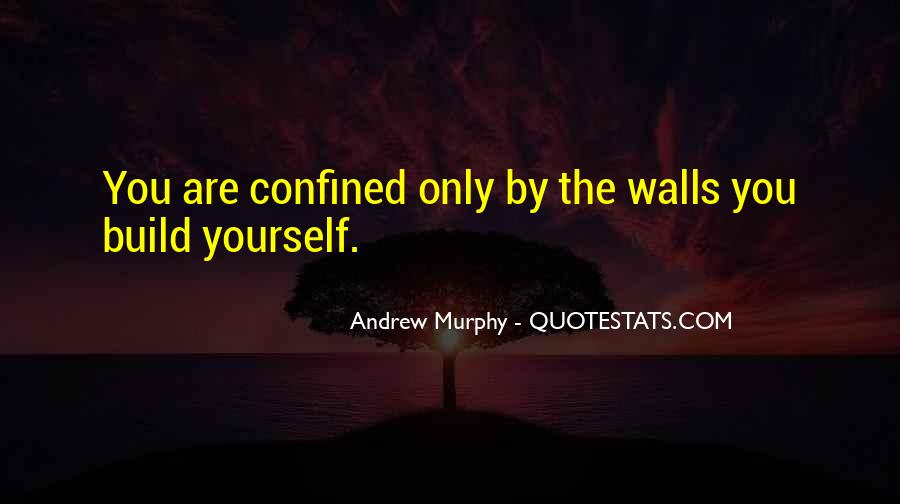 Build Yourself Quotes #772712