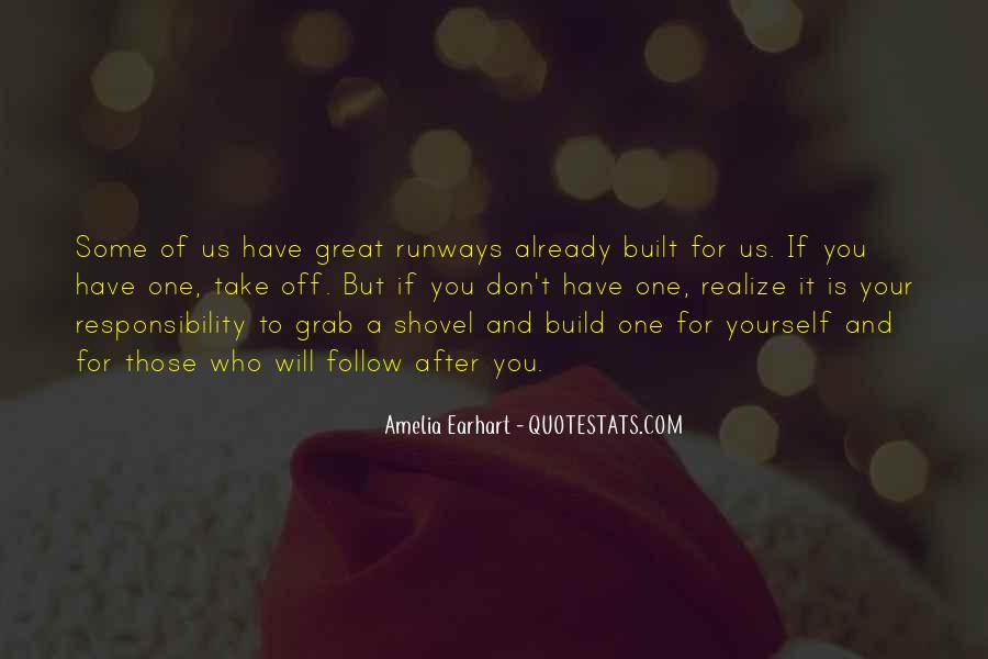 Build Yourself Quotes #793748