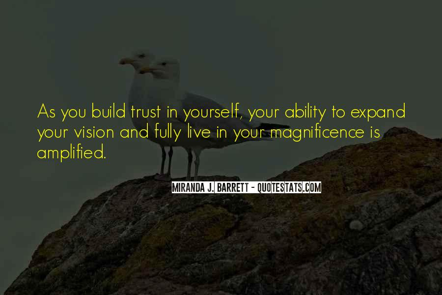 Build Yourself Quotes #808764