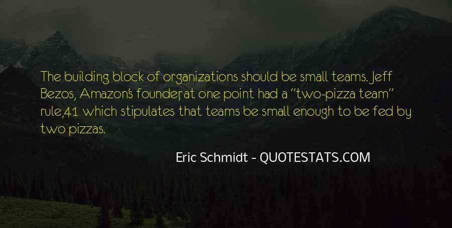 Building Teams Quotes #466135