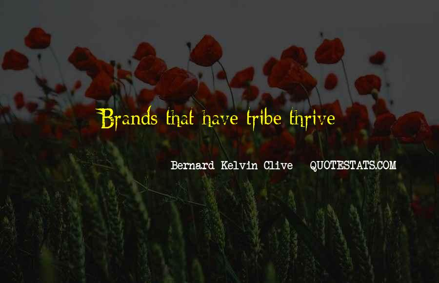 Building Your Personal Brand Quotes #68167