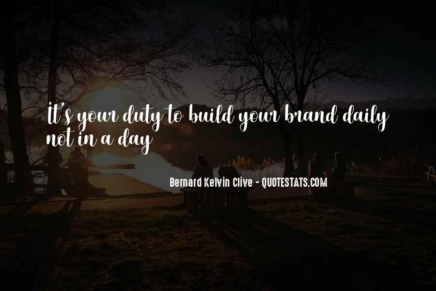 Building Your Personal Brand Quotes #690710