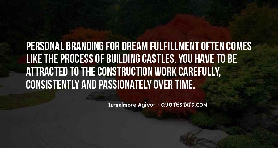 Building Your Personal Brand Quotes #891332