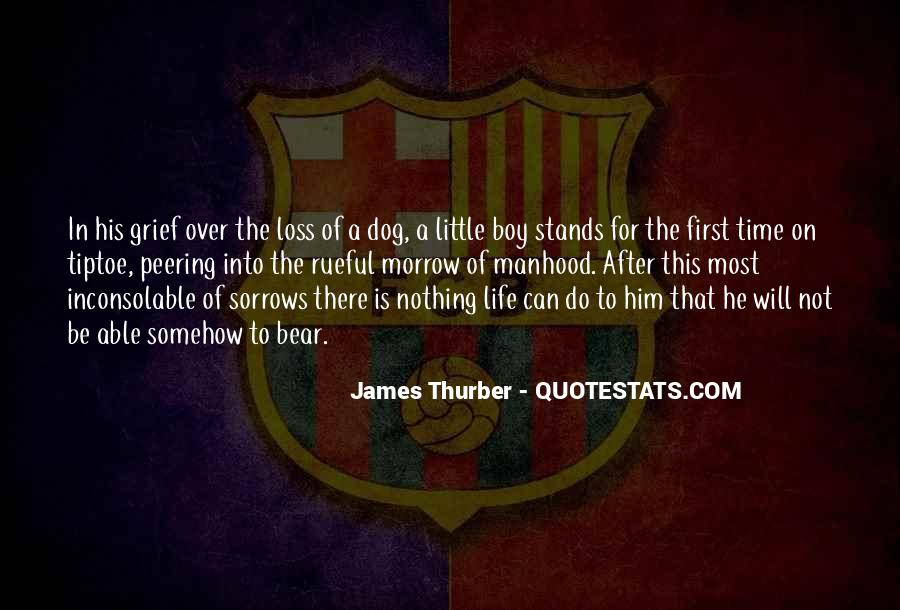 Quotes About Loss Of Dog #1206365