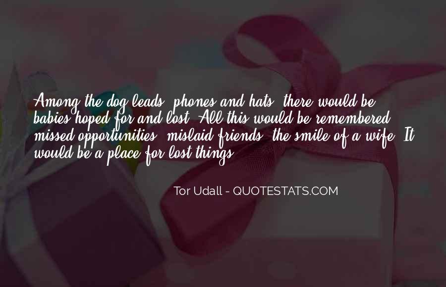 Quotes About Loss Of Dog #1462743