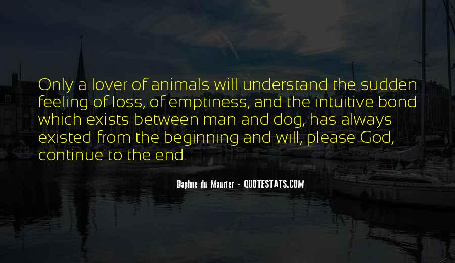 Quotes About Loss Of Dog #1551544