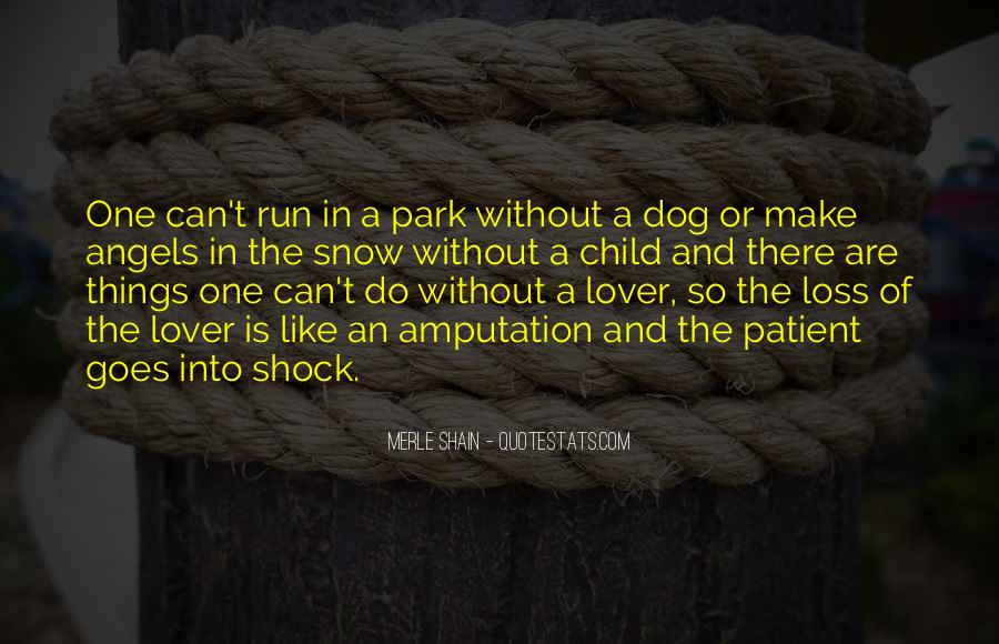 Quotes About Loss Of Dog #466830