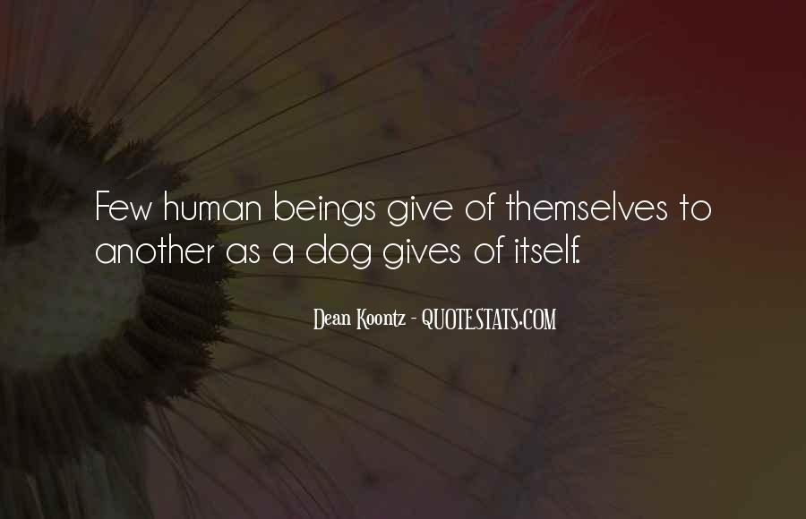 Quotes About Loss Of Dog #624759