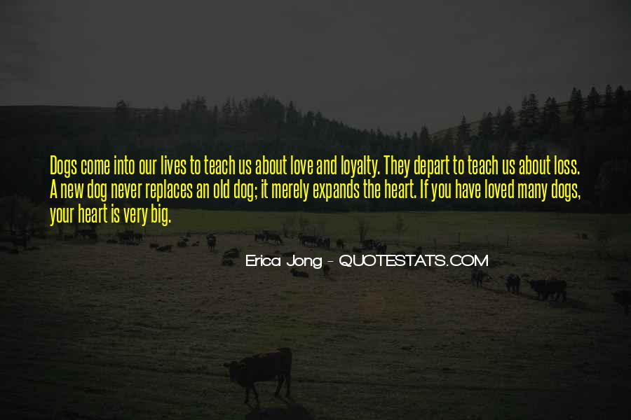 Quotes About Loss Of Dog #951856