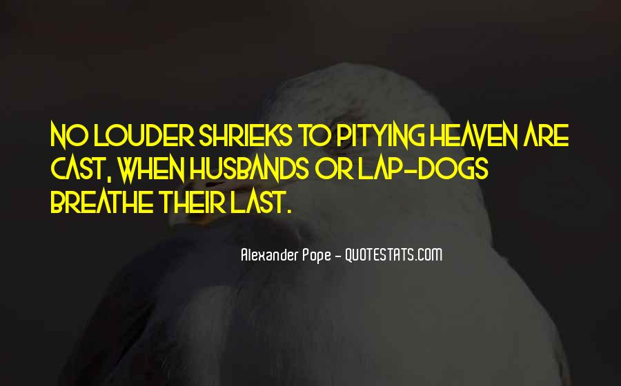 Quotes About Loss Of Dog #989034