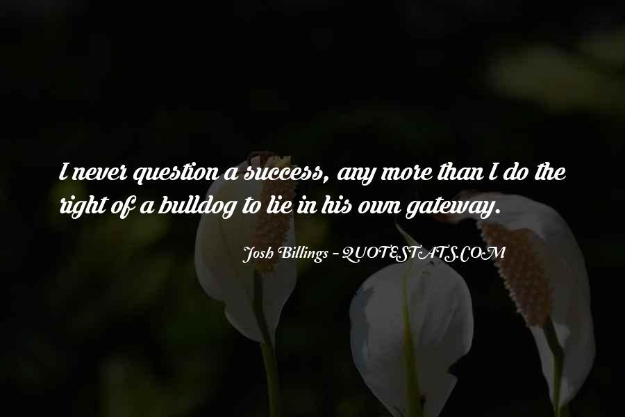 Bulldog Quotes #1623619