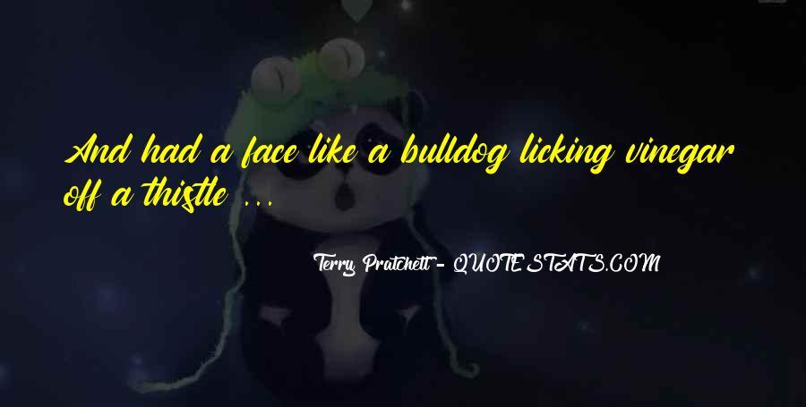 Bulldog Quotes #927792