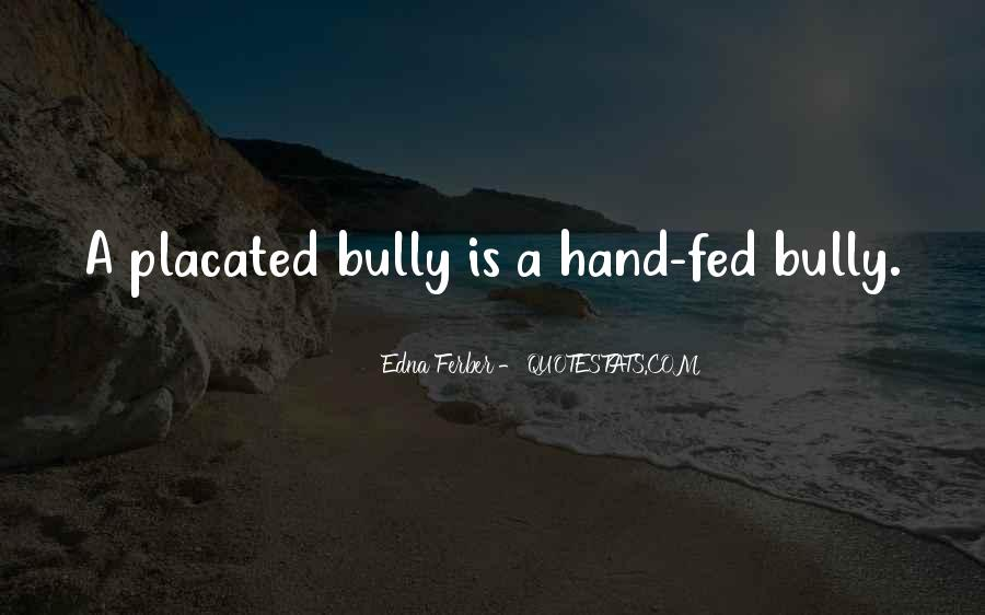 Bully Se Quotes #165013