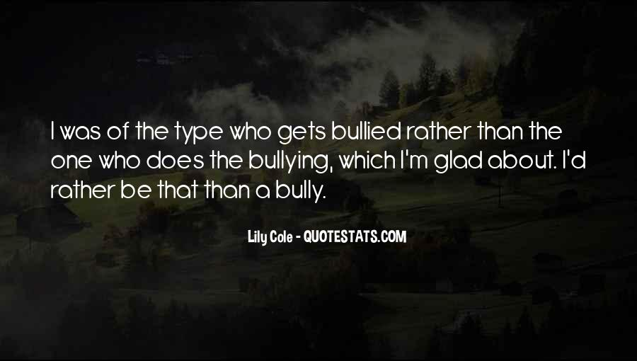 Bully Se Quotes #170389
