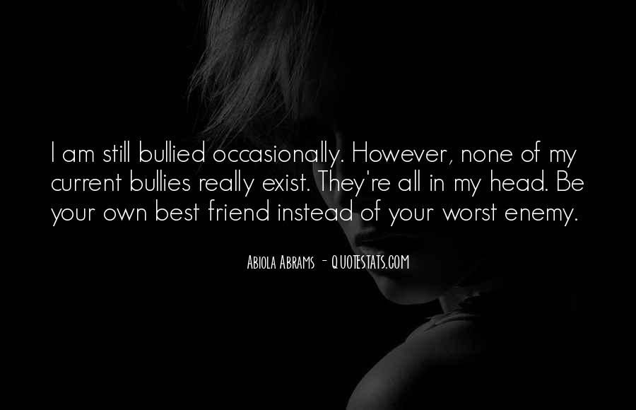 Bully Se Quotes #195869