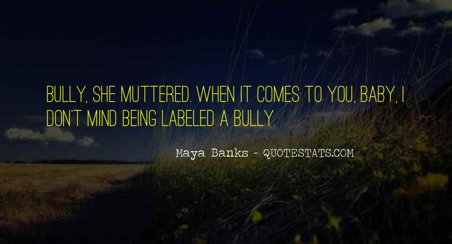 Bully Se Quotes #267156