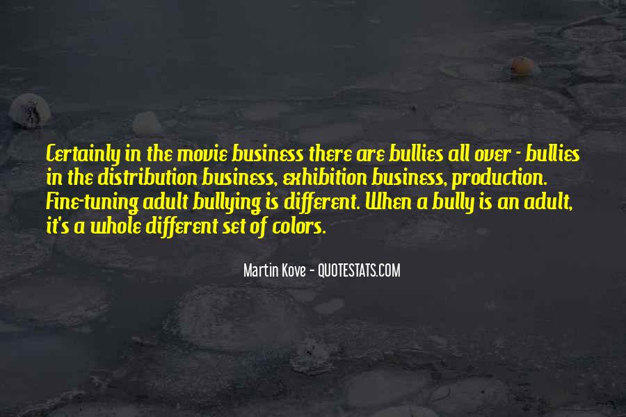 Bully Se Quotes #315106