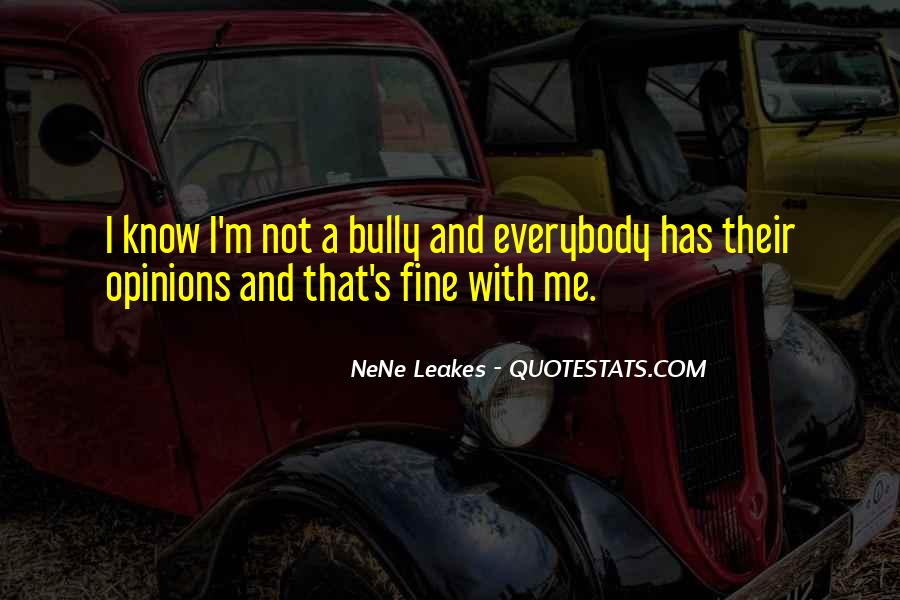 Bully Se Quotes #370164