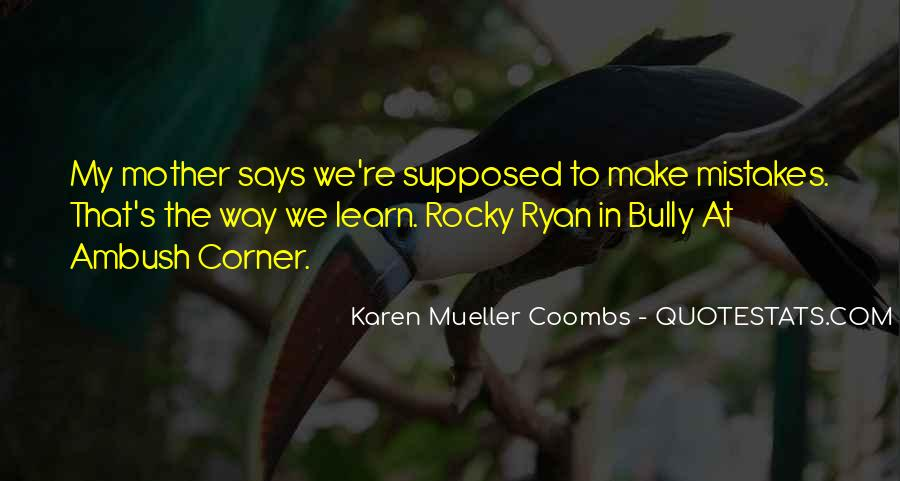 Bully Se Quotes #391336