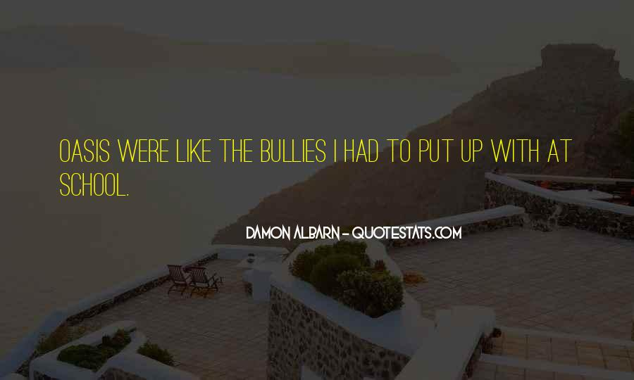Bully Se Quotes #51412