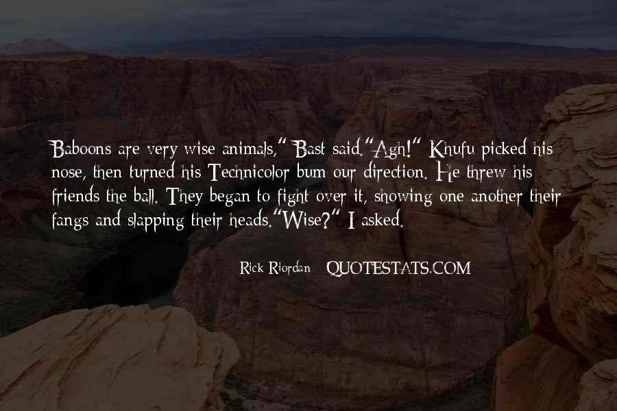 Bum Quotes #1010999