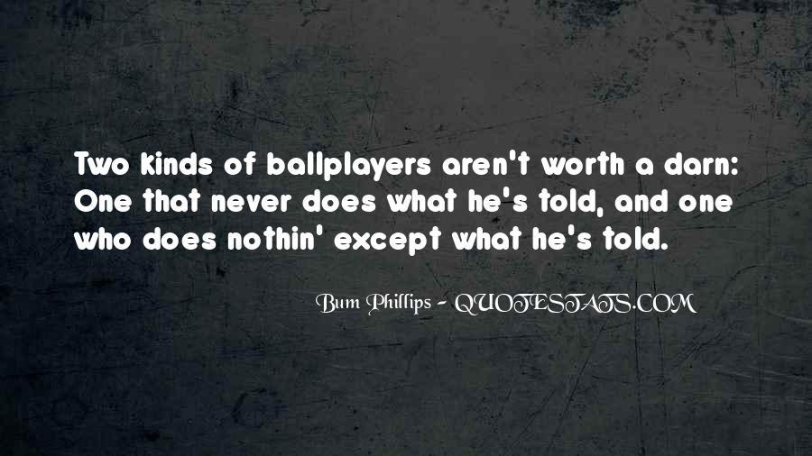 Bum Quotes #106951