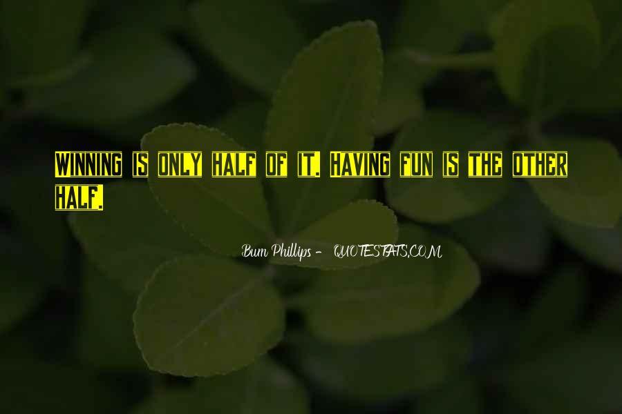 Bum Quotes #30574