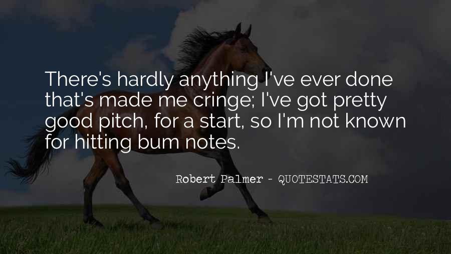 Bum Quotes #332969