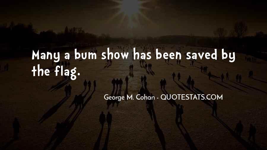 Bum Quotes #347243