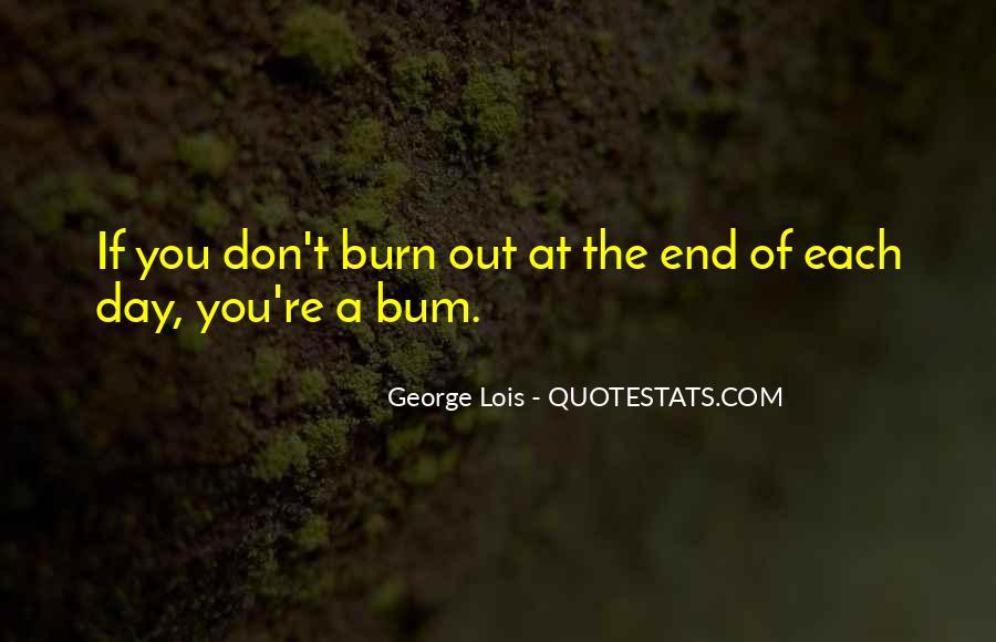 Bum Quotes #669368