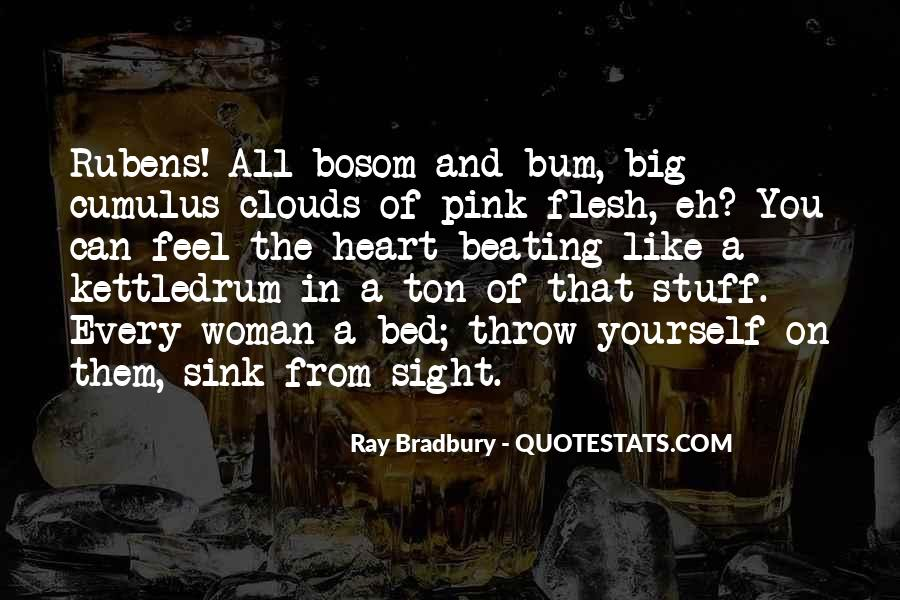 Bum Quotes #876753