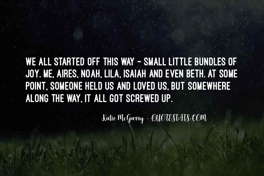 Bundles Of Joy Quotes #602987