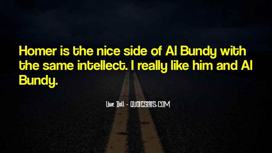 Bundy Quotes #116577
