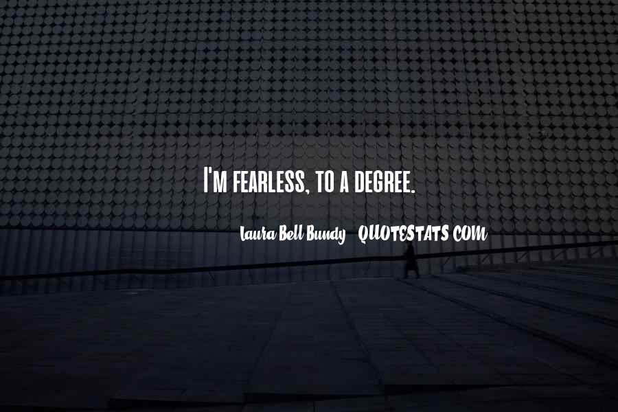 Bundy Quotes #1294716