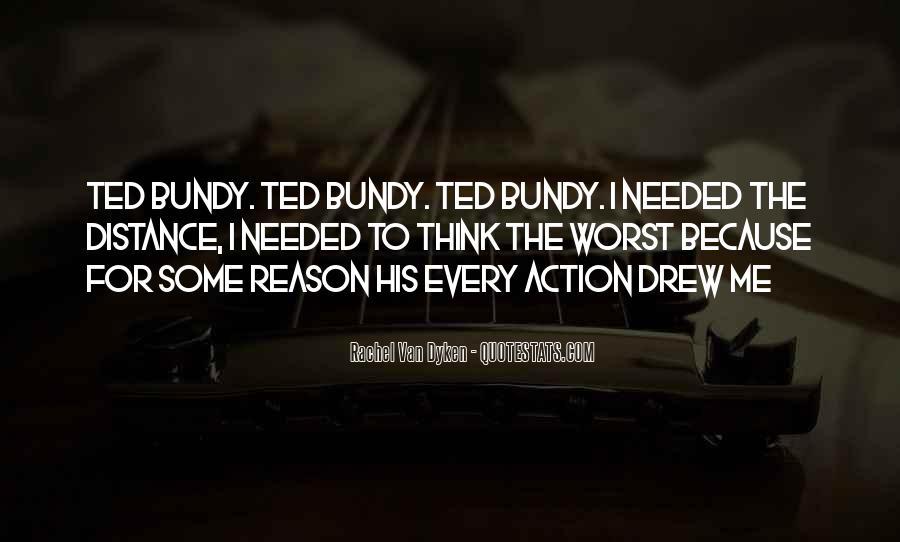 Bundy Quotes #137784