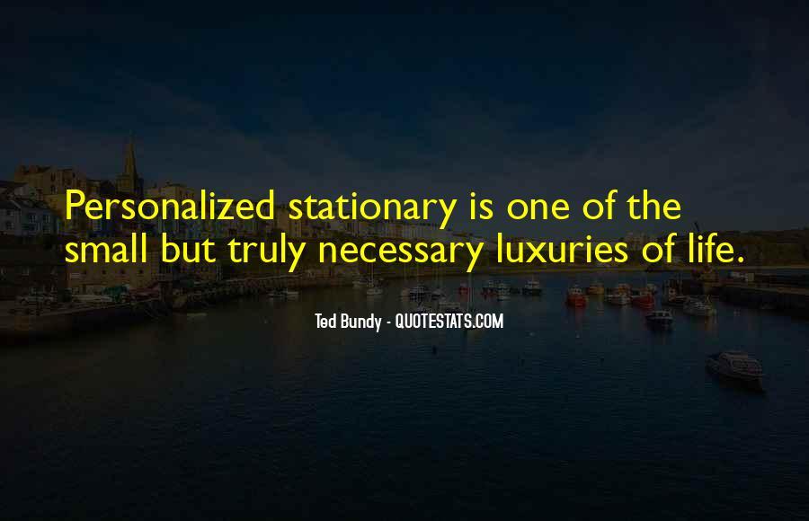 Bundy Quotes #256321