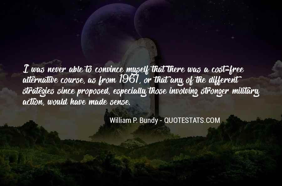 Bundy Quotes #271898