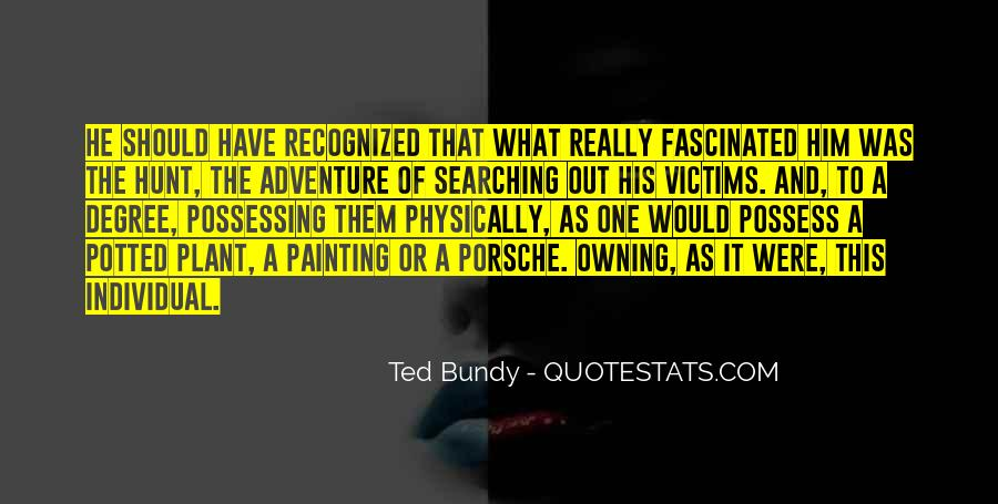 Bundy Quotes #361781