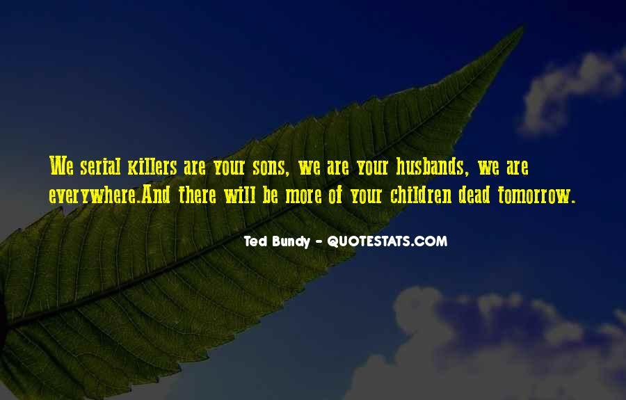 Bundy Quotes #490241