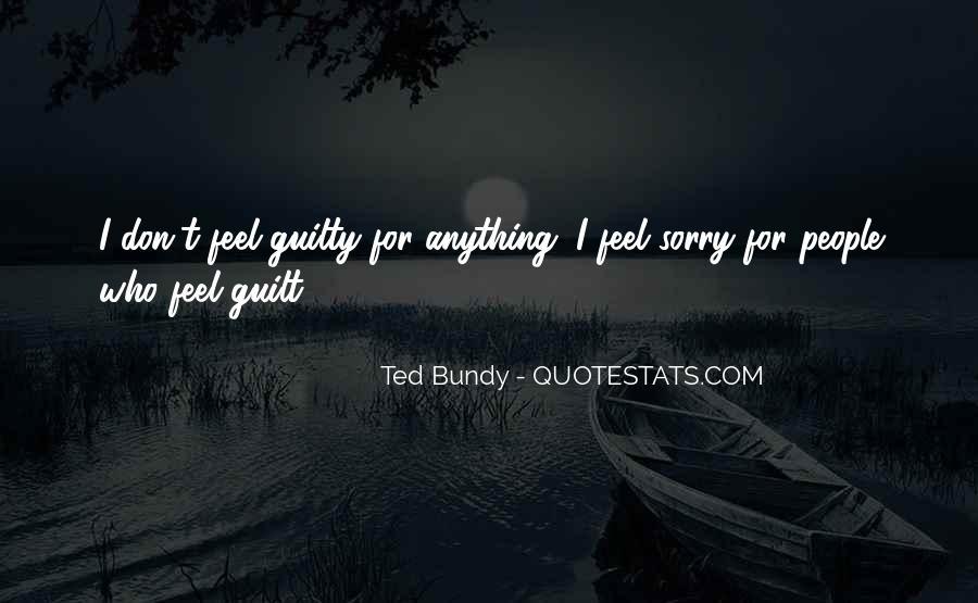Bundy Quotes #508800