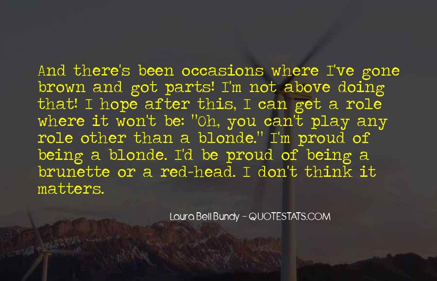 Bundy Quotes #621867