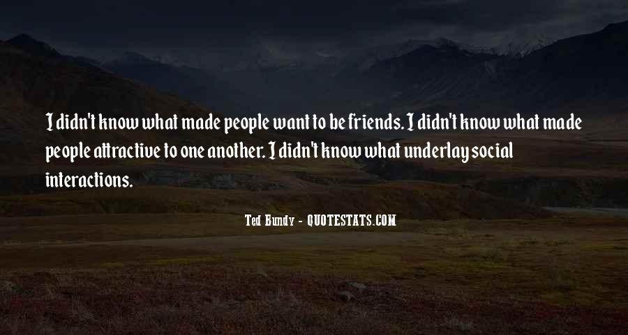 Bundy Quotes #679498