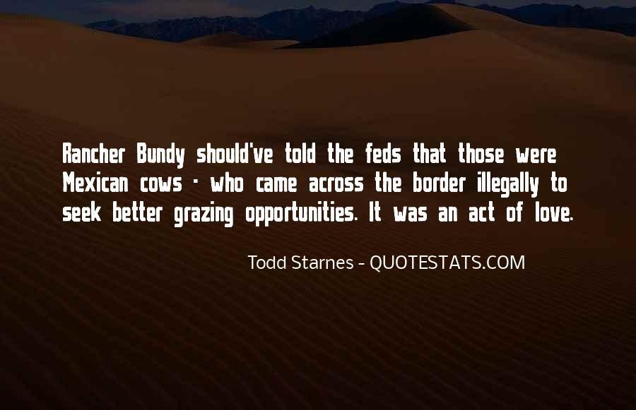 Bundy Quotes #709438