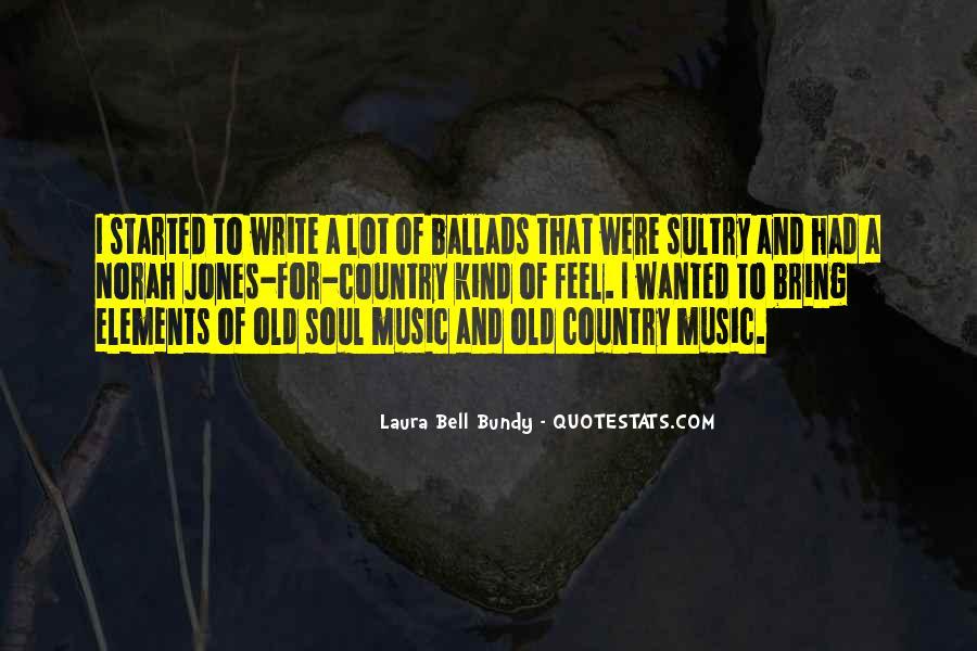 Bundy Quotes #76135