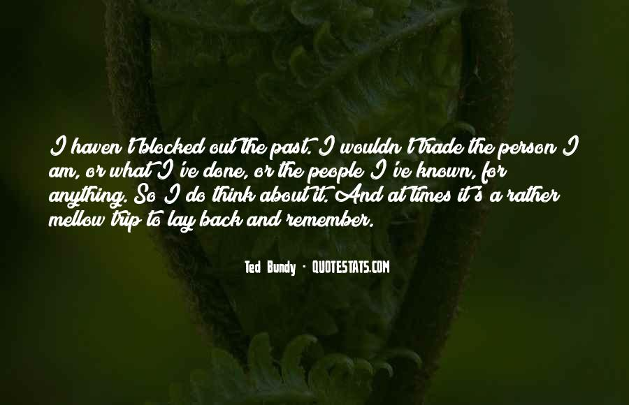 Bundy Quotes #841934