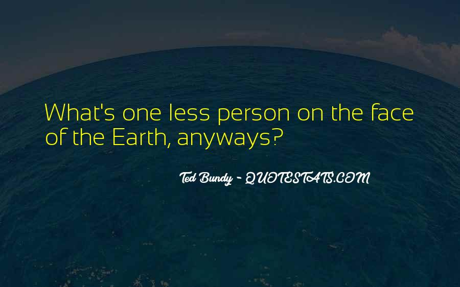 Bundy Quotes #997241