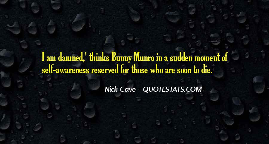 Bunny Munro Quotes #713012